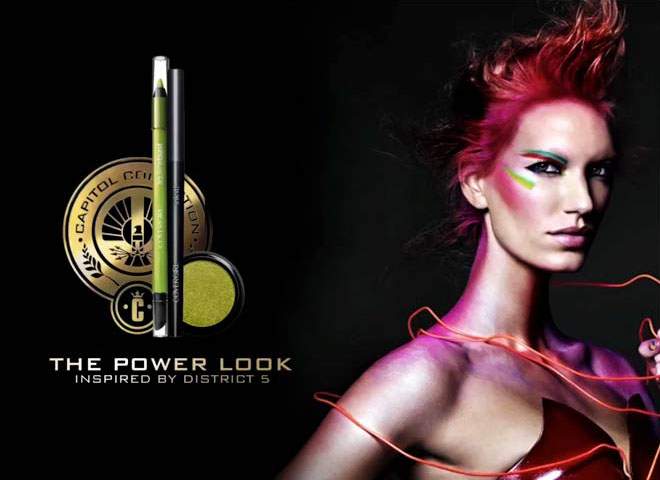 Covergirl Hunger Games Catching Fire campaign case study video