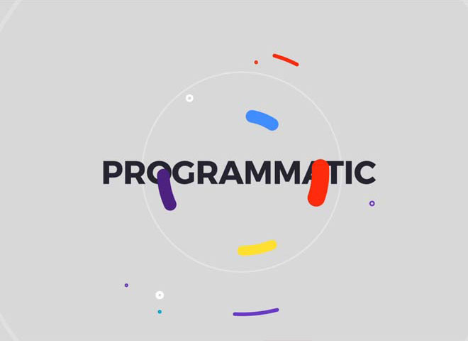 Programmatic explainer video